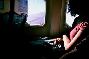 เดินทางด้วยเครื่องบินตอนมีประจำเดือน